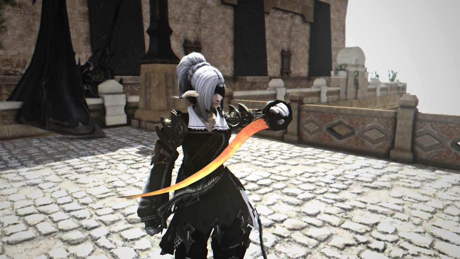Dark Silver And Gold Tracers Xiv Mod Archive
